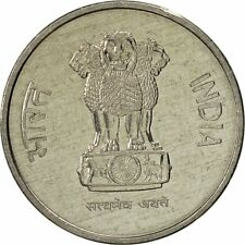 Currencies, India-republic 10 paise, 1988, APCs, stainless steel, km:40.1 #426930