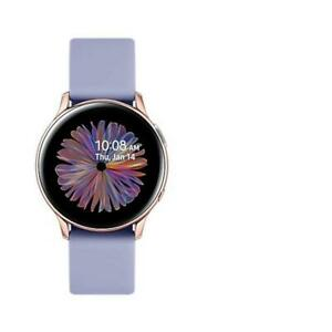 Samsung Galaxy Watch Active2 40mm Aluminium rose/violet