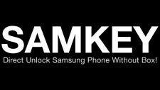 Samkey Credits - for Samsung Unlock- all networks(EE, 3, VODAFONE, O2) worldwide
