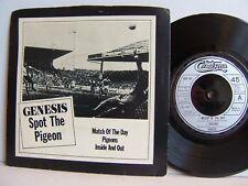 "Genesis - Spot The Pigeon EP  GEN 001  UK 7"" 1st Press 1977 Charisma  Pic Sleeve"