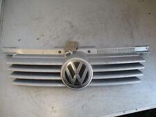 VW VOLKSWAGEN BORA 2003 FRONT BUMPER AIR INTAKE GRILL REFLEX SILVER 1J5853601A
