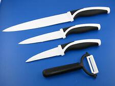 edles 4-teiliges Messer-Set - keramisch beschichtet