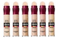 MAYBELLINE INSTANT ANTI AGE ERASER CONCEALER EYE DARK CIRCLES 6.8ML CHOOSE