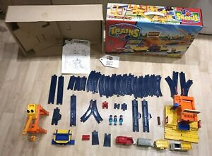 Tomy Train Tomy Trains Vintage Busy Freight Set Complete To Instructions WORKING