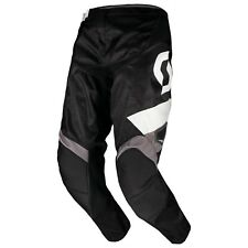 SCOTT 2019 34 BLACK/WHITE 350 TRACK PANT