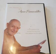 The Dhamma of Ajaan Pannavaddho DVD+MP3 Audio+Extra Disc *Very Good* *Free Ship*