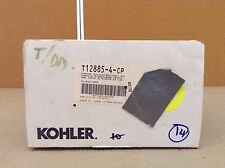 KOHLER K-T12885-4-CP Fairfax Deck-Mount Bath Faucet Trim POLISHED CHROME
