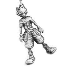 Kingdom Hearts Porte-clés Métal Sora - 7,2 x 4,1 cm - Argent