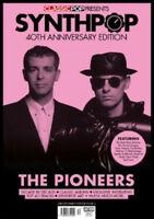 CLASSIC POP PRESENTS magazine - Synth-Pop 40th anniversary - Pet Shop Boys Cover
