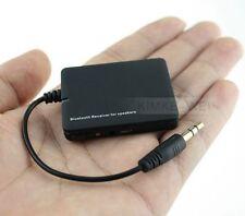 Bluetooth 3.5mm AUX Musik Stereo Audio Empfänger Receiver Adapter Lautsprecher