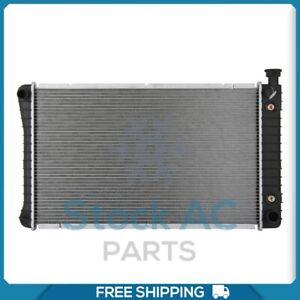 NEW Radiator for Chevrolet / GMC C1500, C2500, C3500, K1500, K2500, K3500, P30..