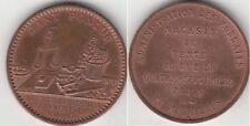 Médaille Française en bronze administration des monnaies et médailles Paris