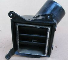 73-87 CHEVY C/K SERIES TRUCK DRIVER SIDE LOWER DASH AIR VENT BY DRIVER'S DOOR