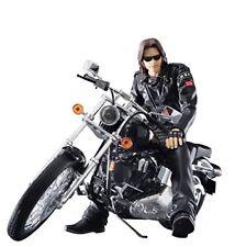 Crows x Worst The Front of Arment Ryushin Kuno Figure & Plastic Model Kit