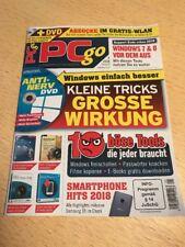 PC Go  mit DVD Heft 5/2018