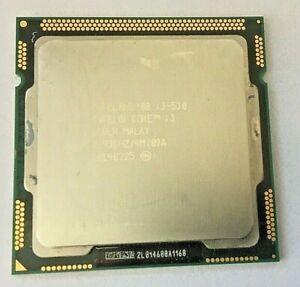 Intel Core i3 530 - 2.93 GHz 1156 Socket Processor