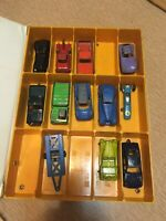 Matchbox Case With Cars