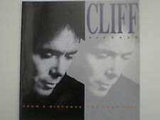 CLIFF RICHARD from a distance the tour 1990 tour programme 32 pages SHADOWS