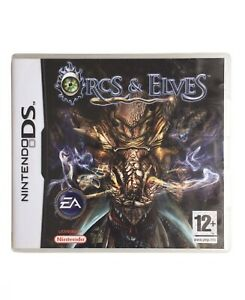 Orcs & Elves Ds Video Game