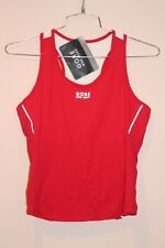 GORE BIKE WEAR Contest II Lady Woman's Tank Jersey Size XXL RED  NEW