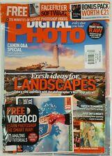 Digital Photo Landscape Ideas Video CD Software Spring 2016 FREE SHIPPING JB