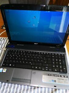 Acer Aspire 5738Z, Windows 10 64 Bit 21H1 neu inst., gut erhalten, startklar....