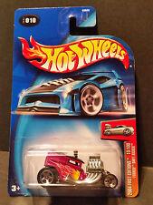 2004 Hot Wheels #010 First Editions 10/100 Tooned : Shift Kicker - B3529