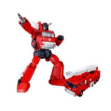 Transformers Masterpiece MP-33 MP33 INFERNO Autobots Action Figure Toy Robot