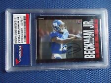2014 TOPPS ROOKIE VARIATION ODELL BECKHAM JR AUTO AUTHENTIC AUTO ? REFRACTOR