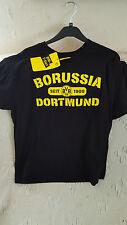 BVB Borussia Dortmund  Trikot  Schwarz/Gelb  Gr. 140    NEU mit Etiket  Günstig
