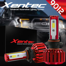 2x 9012 LED Headlight Bulb for 2017 Toyota Corolla iM RAV4 High Low Beam Light