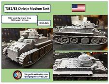 WWI WW2 Christie T3E2  1/35 YHC Criel Crielmodel MENG Takom