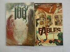 Fables TPB 2 different books 8.0 VF