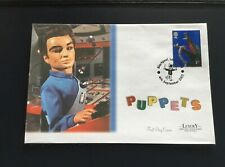 Puppets Cover - Thunderbirds Virgil Tracy Illustrated 2001 Blackpool Lancashire