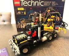 Lego vintage technic 8868 Air Tech Claw Rig complet avec boite et instructions