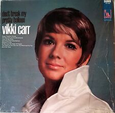 Vikki Carr  LP 33 rpm Record Vinyl Liberty LST 7565 don't break my pretty ball