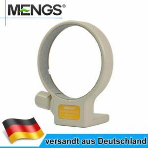 B(W) Stativschelle Objektiv Stativ Ring Montage Für Canon EF 200mm f/2.8L DE NEU