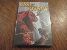 dvd boa vs python avec DAVID HEWLETT