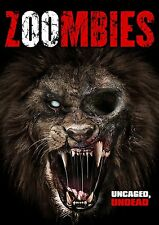 Zoombies (DVD, 2016, Unrated)