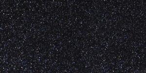 "Best Creation Glitter Cardstock 12""X12""Black"