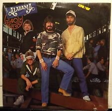 """Alabama's """"40 Hour Week"""" LP Record - Still Sealed Never Played"""