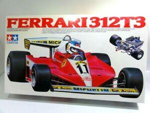 Tamiya  Ferrari 312T3 1/20 Grand Prix From Japan