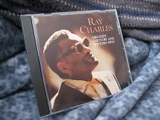 "RAY CHARLES CD ""GREATEST COUNTRY AND WESTERN HITS"" DUNHILL COMPACT CLASSICS DCC"