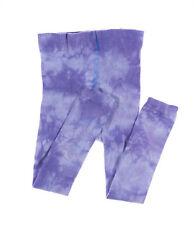 NEW Purple Tie Dye Footless Tights  2-4 Years