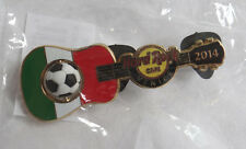 Hard Rock Cafe Venice Italy Europe Soccer Flag Series 2014 Pin Limited Edition