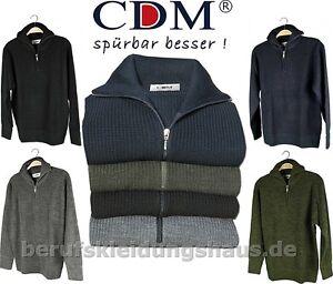CDM Troyer Arbeitstroyer Pullover Seemannspullover 30% Wolle/70% Acryl Handwerk