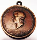 FRANCE   IMPERIAL    MEDAL . NAPOLEON  CONSUL . 1801 .
