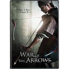 War of the Arrows (DVD, 2012)(WGU01285D)
