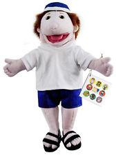 Flat Friends Israel Boy Hand Puppet