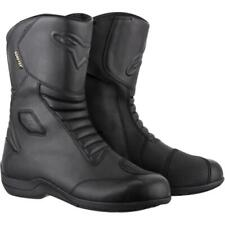 Pair Of Boot Tourism Motorbike Route Alpinestars Touring Boot Black Size 39